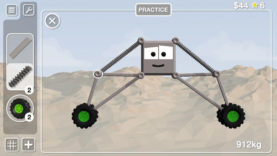 androidアプリ Rover Builder GO(ローバービルダーGO)攻略スクリーンショット6