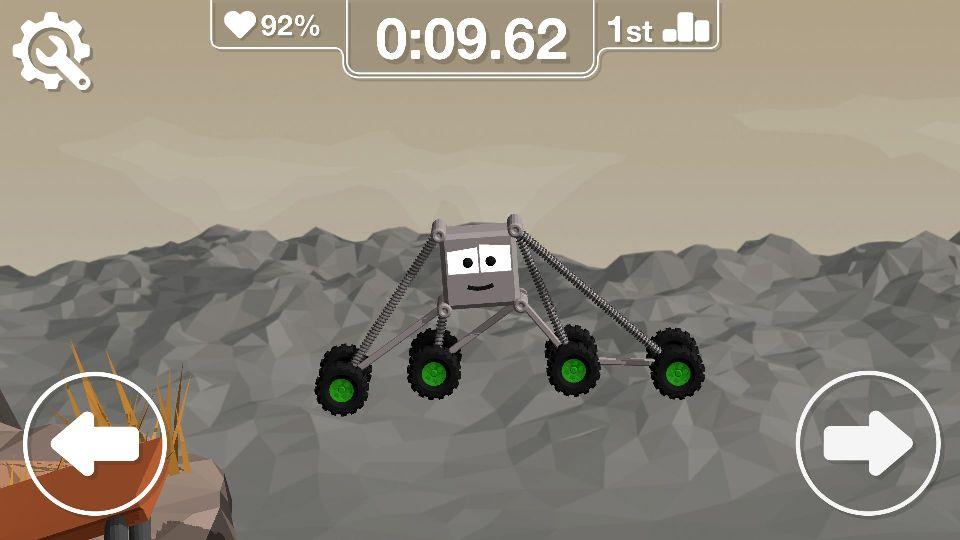 androidアプリ Rover Builder GO(ローバービルダーGO)攻略スクリーンショット8