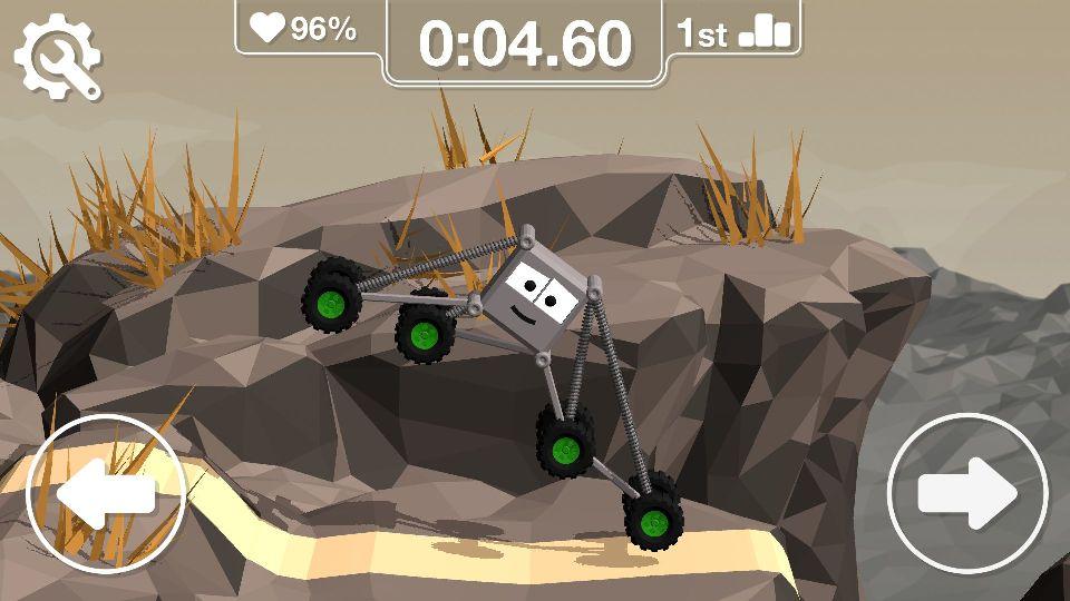 Rover Builder GO(ローバービルダーGO) androidアプリスクリーンショット2