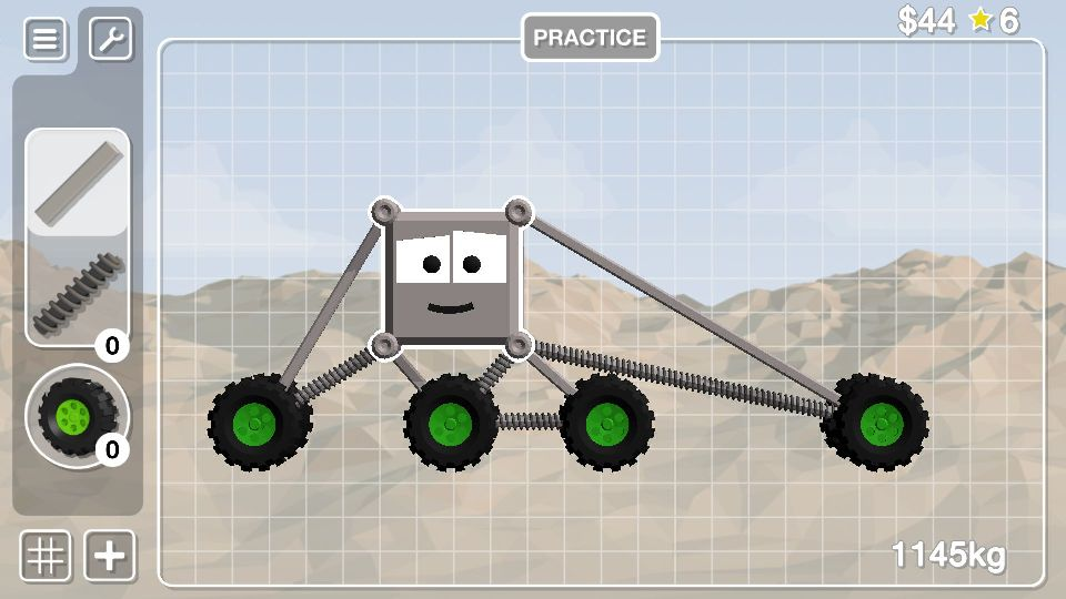 Rover Builder GO(ローバービルダーGO) androidアプリスクリーンショット3