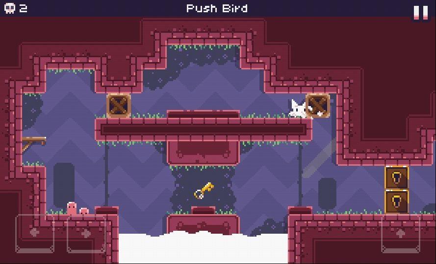 Cat Bird!(キャットバード!) androidアプリスクリーンショット1