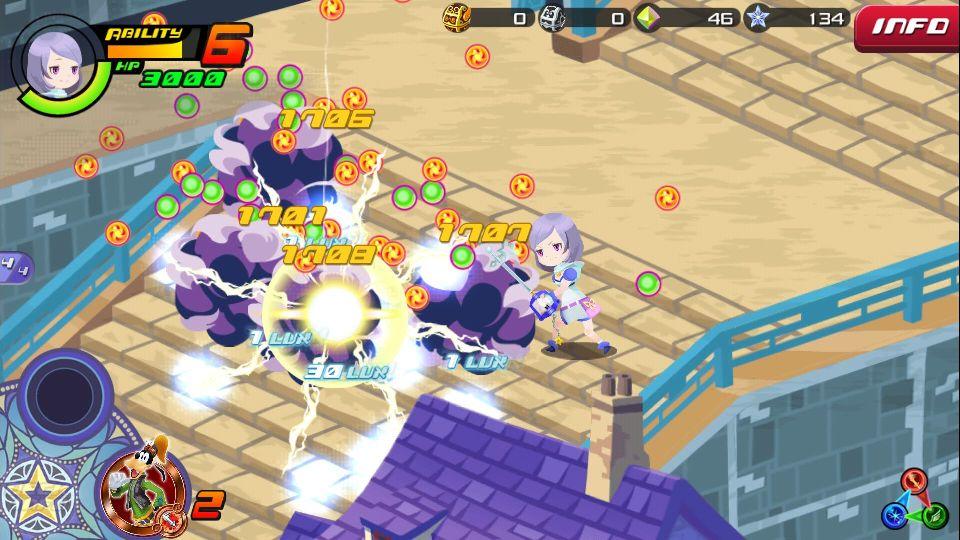 KINGDOM HEARTS Union χ[Cross](キングダム ハーツ ユニオン クロス) androidアプリスクリーンショット3