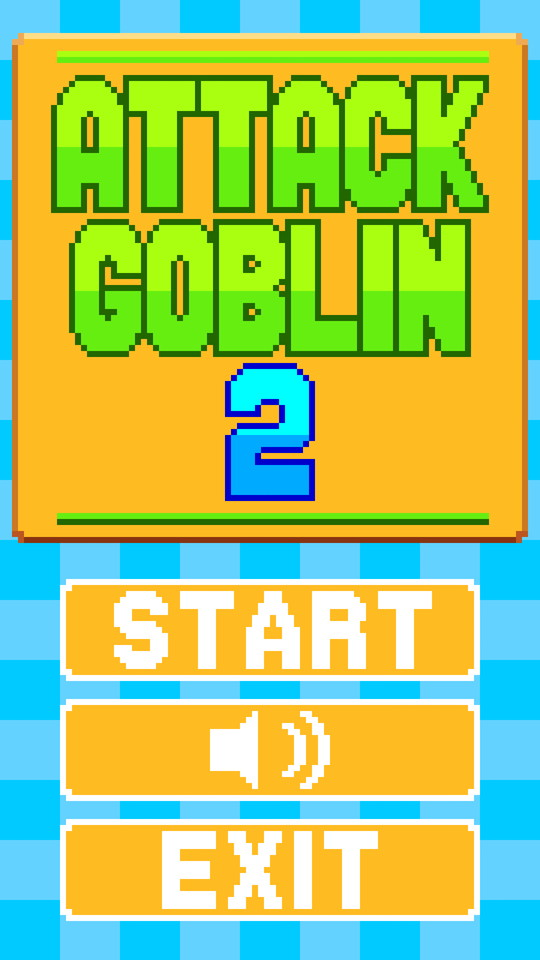 androidアプリ アタックゴブリン2(AttackGoblin 2)攻略スクリーンショット1