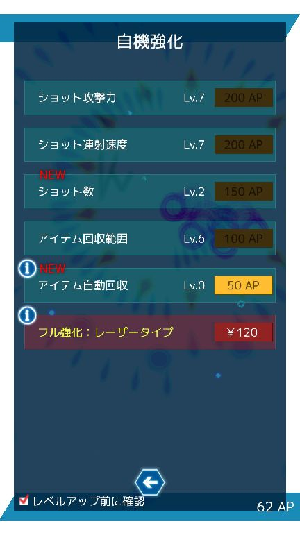 androidアプリ 弾幕月曜日 Bullet Hell Monday攻略スクリーンショット6