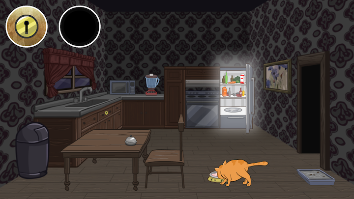 androidアプリ The Visitor: Kitty Cat Carnage攻略スクリーンショット4