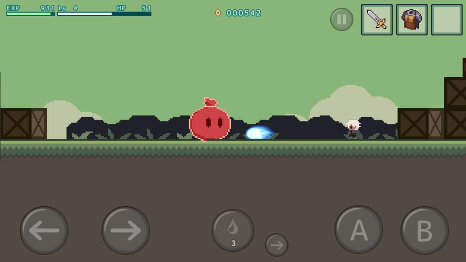 androidアプリ BLUE OF EDEN(ブルーオブエデン)攻略スクリーンショット6