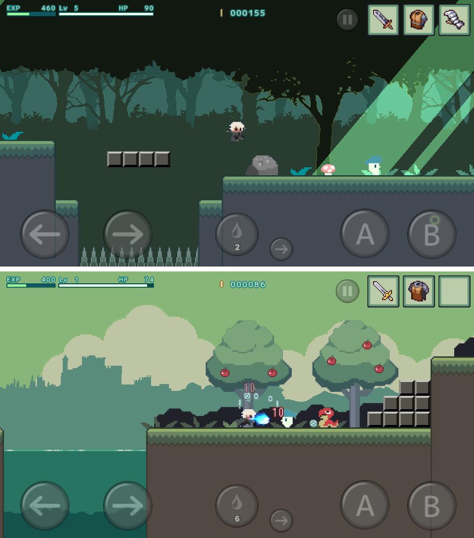 BLUE OF EDEN(ブルーオブエデン) androidアプリスクリーンショット1