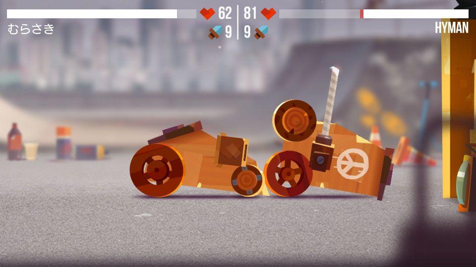 androidアプリ CATS: Crash Arena Turbo Stars攻略スクリーンショット2