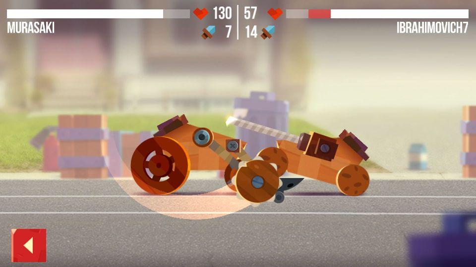 androidアプリ CATS: Crash Arena Turbo Stars攻略スクリーンショット6