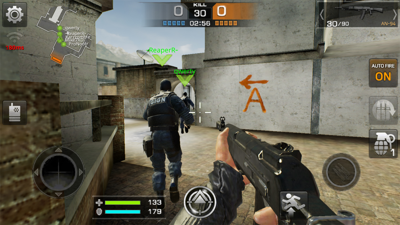 androidアプリ Combat Squad(コンバット スクアド)攻略スクリーンショット6