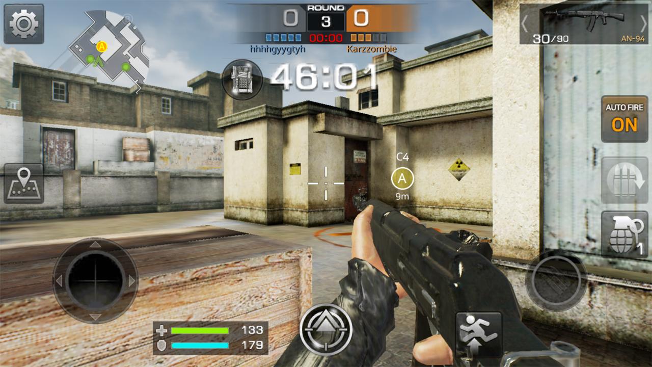 Combat Squad(コンバット スクアド) androidアプリスクリーンショット3