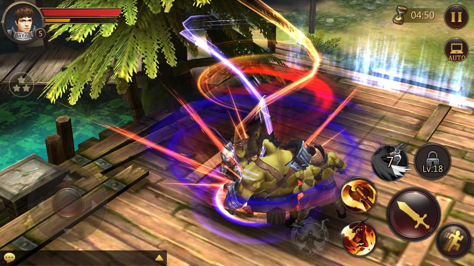 androidアプリ Eternity Guardians(エタニティ・ガーディアンズ)攻略スクリーンショット5