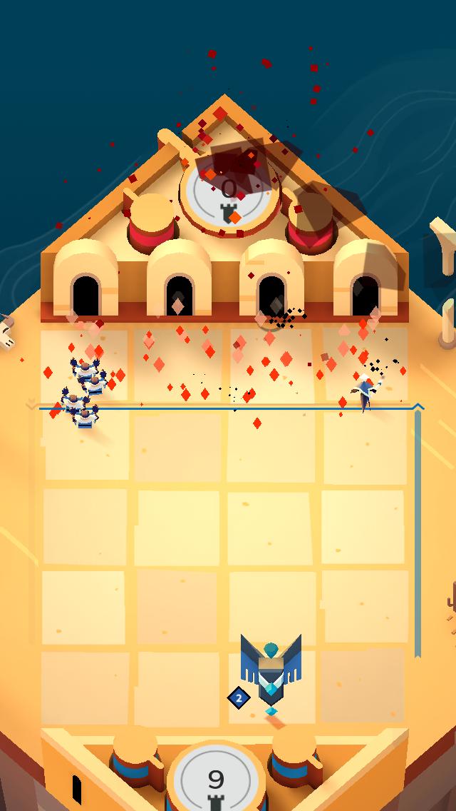 androidアプリ Stormbound: Kingdom Wars攻略スクリーンショット8