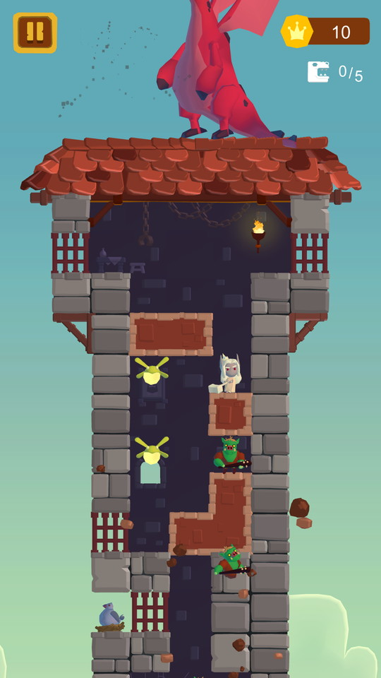 androidアプリ Once Upon a Tower攻略スクリーンショット2