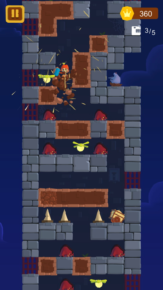 androidアプリ Once Upon a Tower攻略スクリーンショット3