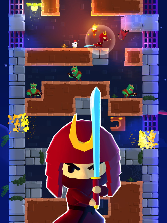 androidアプリ Once Upon a Tower攻略スクリーンショット8