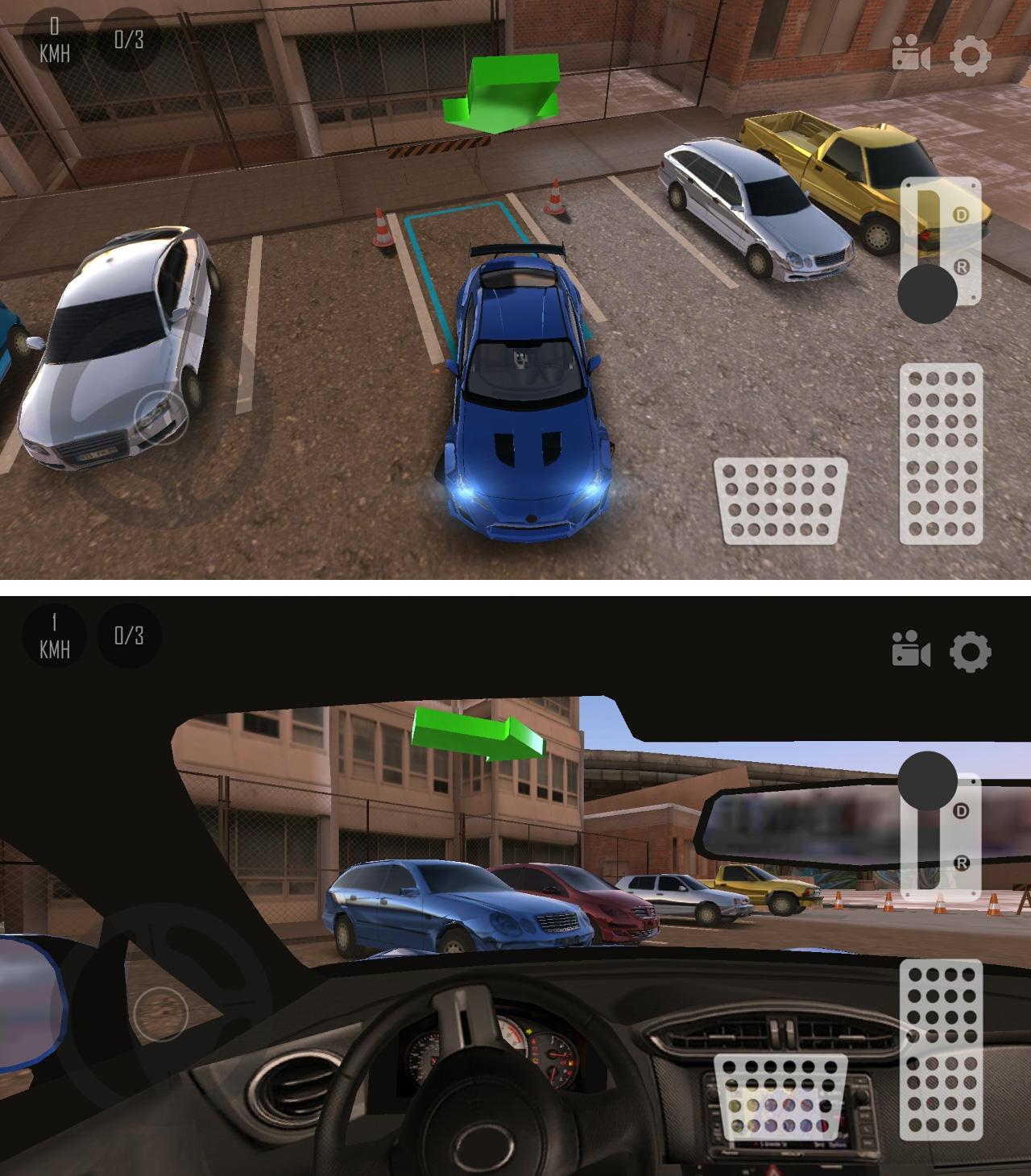 リアルカーパーキング 2017(Real Car Parking) androidアプリスクリーンショット1