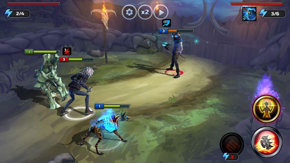 androidアプリ Iron Maiden: ビースト レガシー攻略スクリーンショット3
