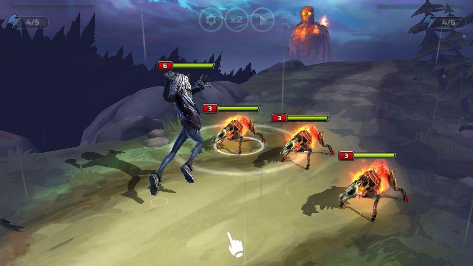 androidアプリ Iron Maiden: ビースト レガシー攻略スクリーンショット4