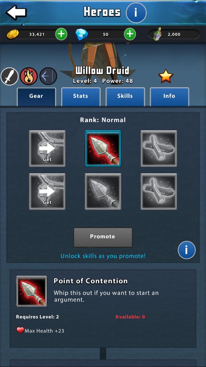 Portal Quest(ポータルクエスト) androidアプリスクリーンショット3