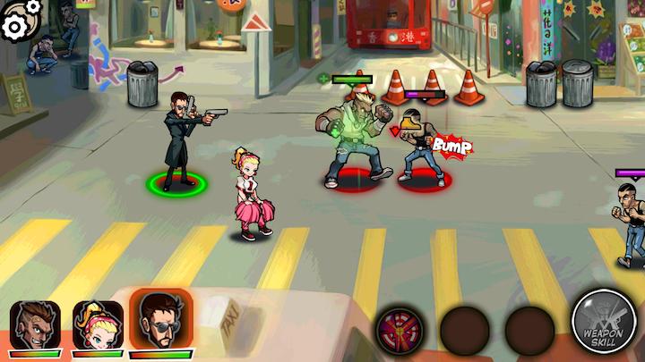 Brutal Street 2(ブルータルストリート2) androidアプリスクリーンショット1