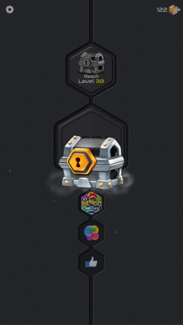 androidアプリ ヘキサブラスト (Hexa Blast)攻略スクリーンショット4