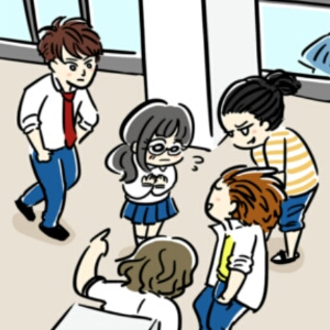 少女漫画あるある!~転校生は大体イケメン~