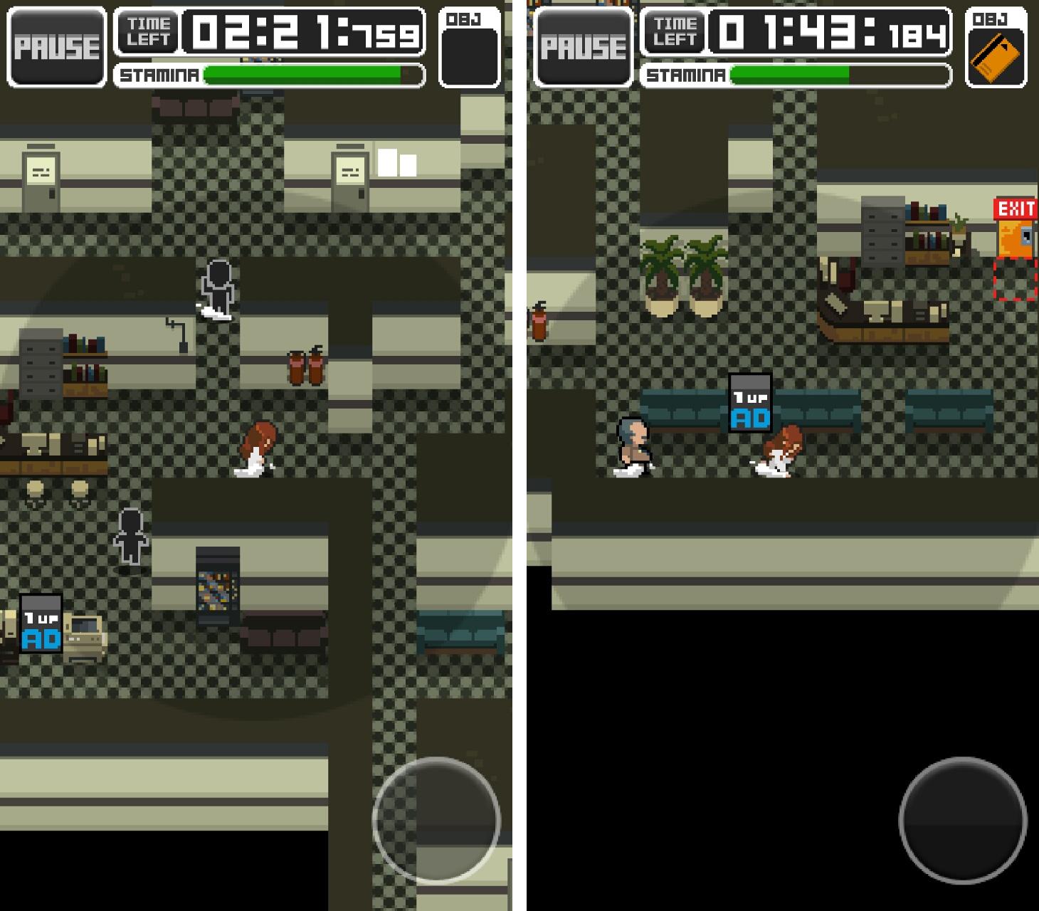 エスケーピーゴー(ESCAPEE GO!) androidアプリスクリーンショット1
