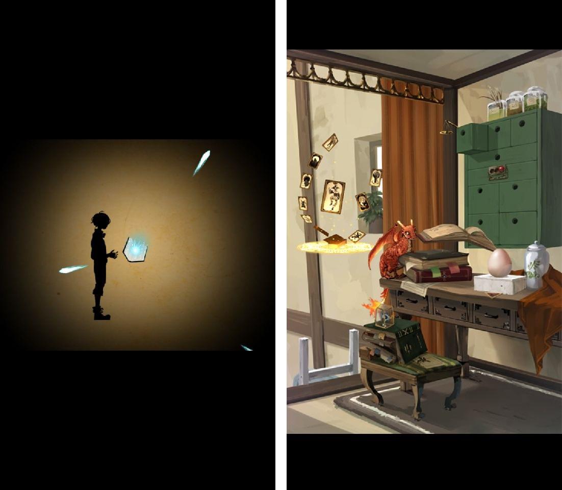 androidアプリ 脱出ゲーム 魔法使いの家から脱出攻略スクリーンショット2