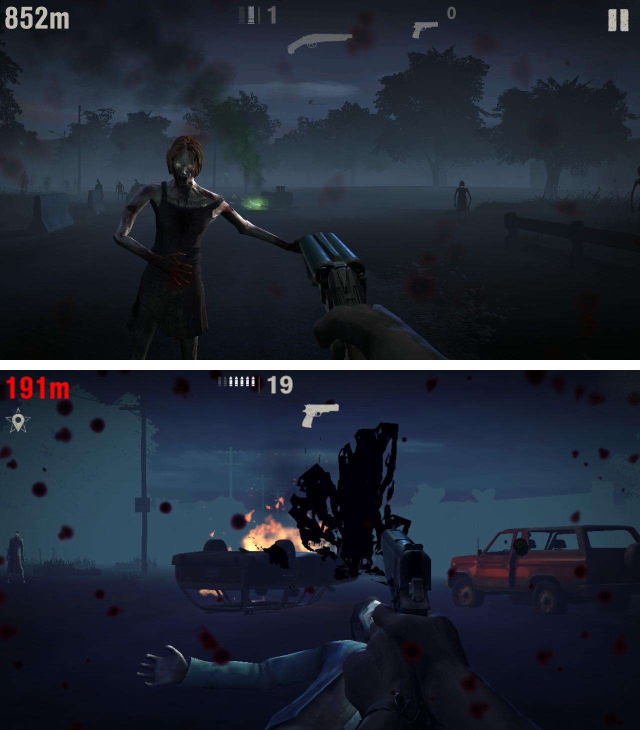 イントゥ・ザ・デッド 2 [Into the Dead 2] androidアプリスクリーンショット1