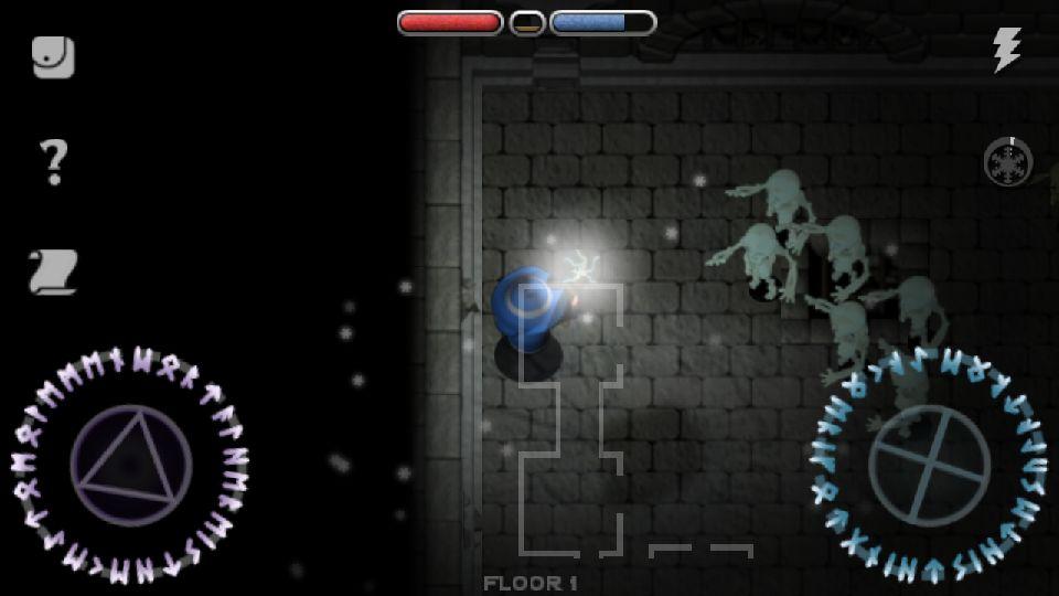 androidアプリ Solomon's Keep(ソロモンズキープ)攻略スクリーンショット7