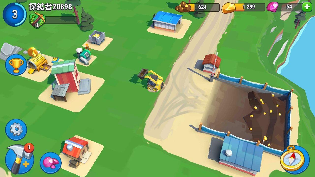androidアプリ プラネットゴールドラッシュ(Planet Gold Rush)攻略スクリーンショット6
