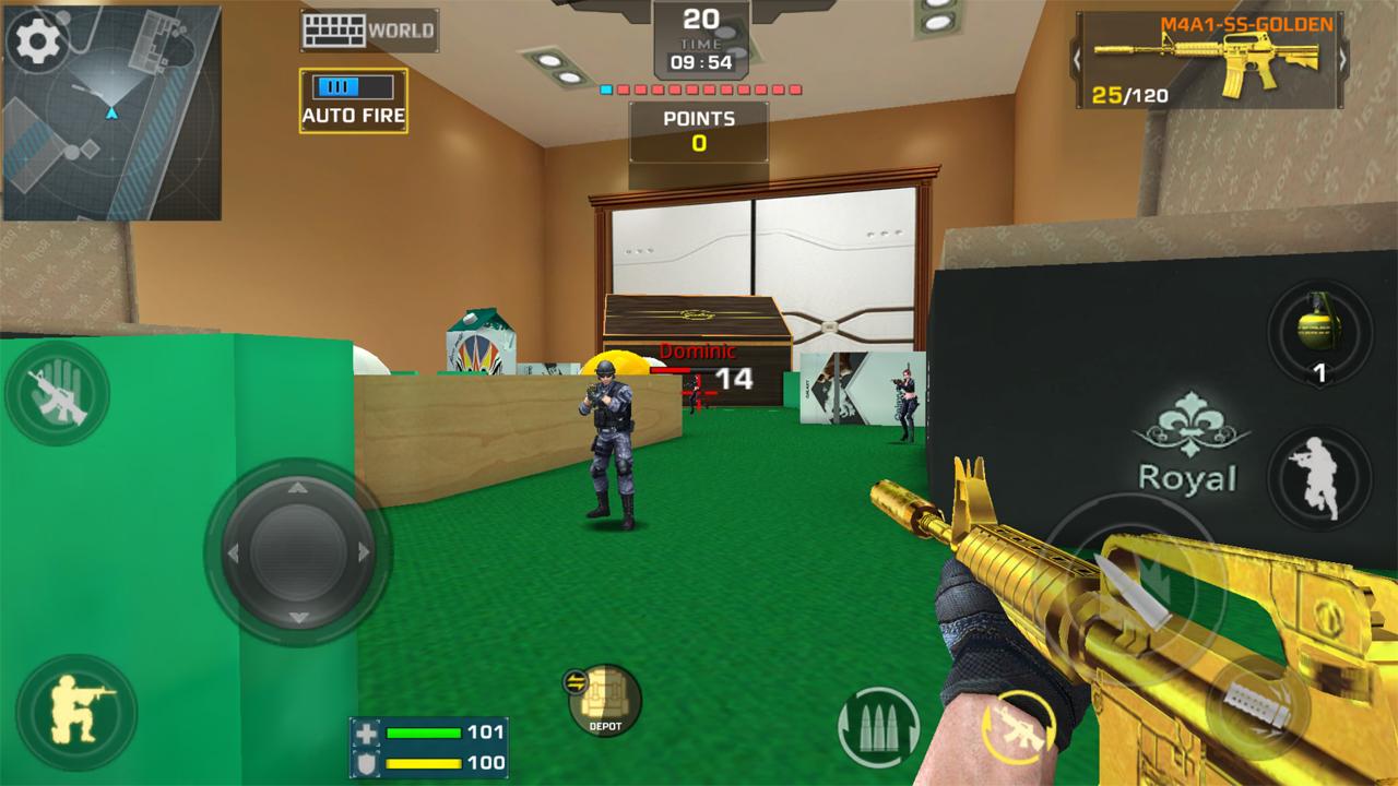 androidアプリ The Killbox: Arena Combat(ザ キルボックス:アリーナコンバット)攻略スクリーンショット3