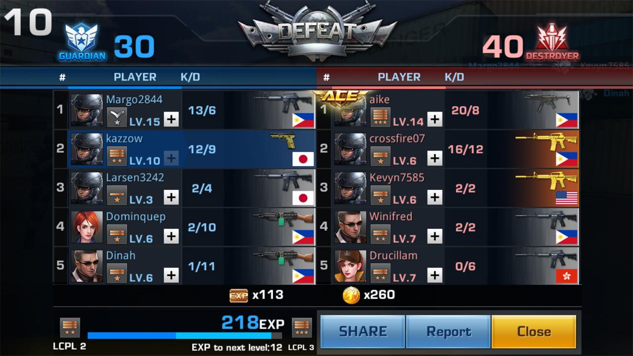 androidアプリ The Killbox: Arena Combat(ザ キルボックス:アリーナコンバット)攻略スクリーンショット5