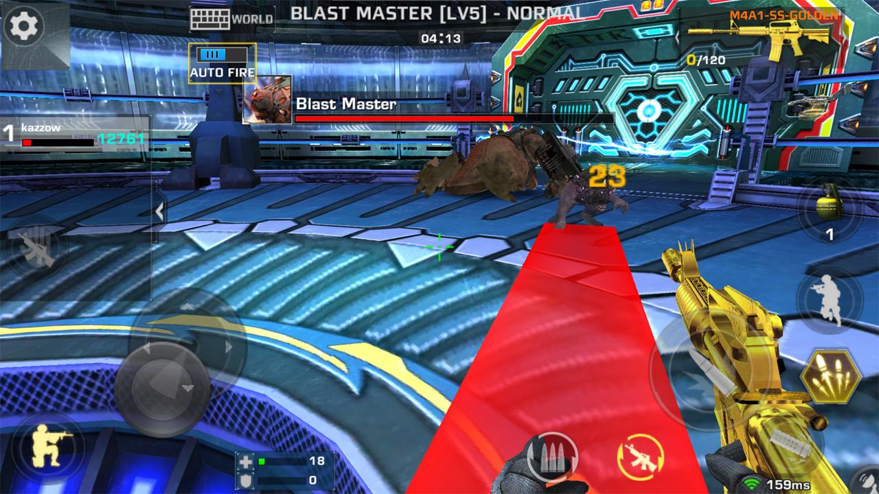 androidアプリ The Killbox: Arena Combat(ザ キルボックス:アリーナコンバット)攻略スクリーンショット6