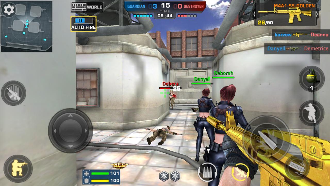 The Killbox: Arena Combat(ザ キルボックス:アリーナコンバット) androidアプリスクリーンショット1