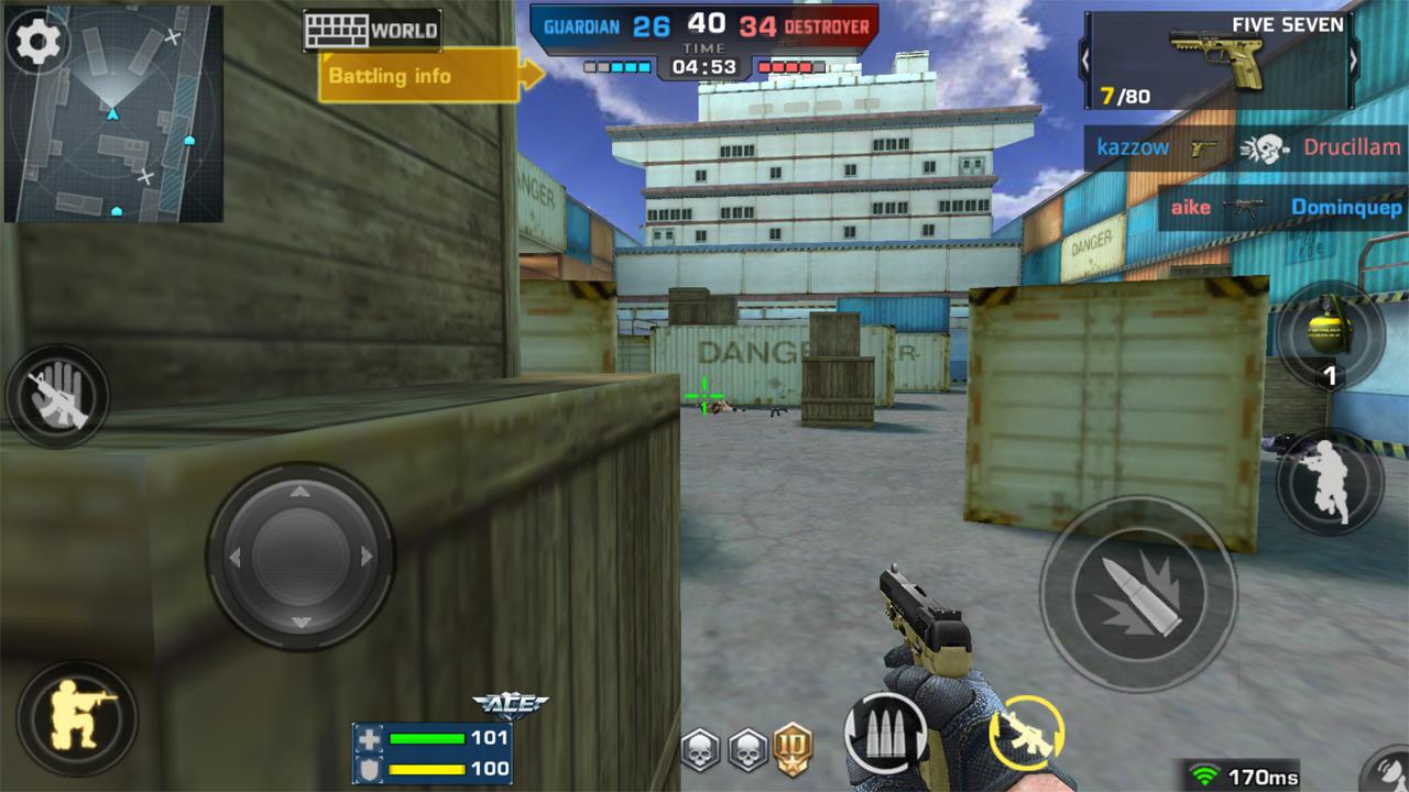 The Killbox: Arena Combat(ザ キルボックス:アリーナコンバット) androidアプリスクリーンショット3