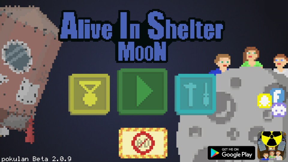 androidアプリ Alive In Shelter:Moon(アライブ イン シェルター・ムーン)攻略スクリーンショット8