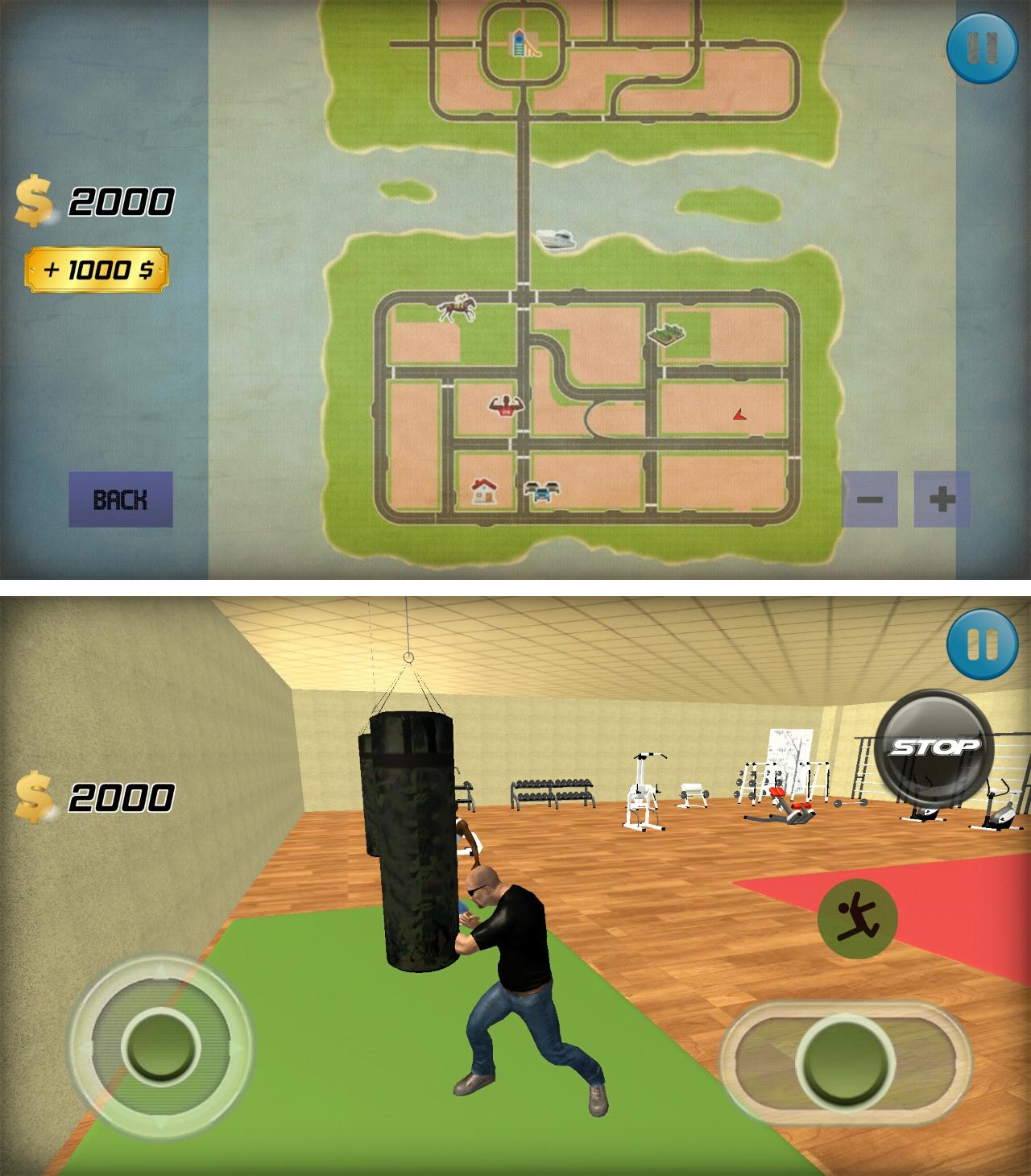 ゴートゥータウン2(Go To Town 2) androidアプリスクリーンショット2