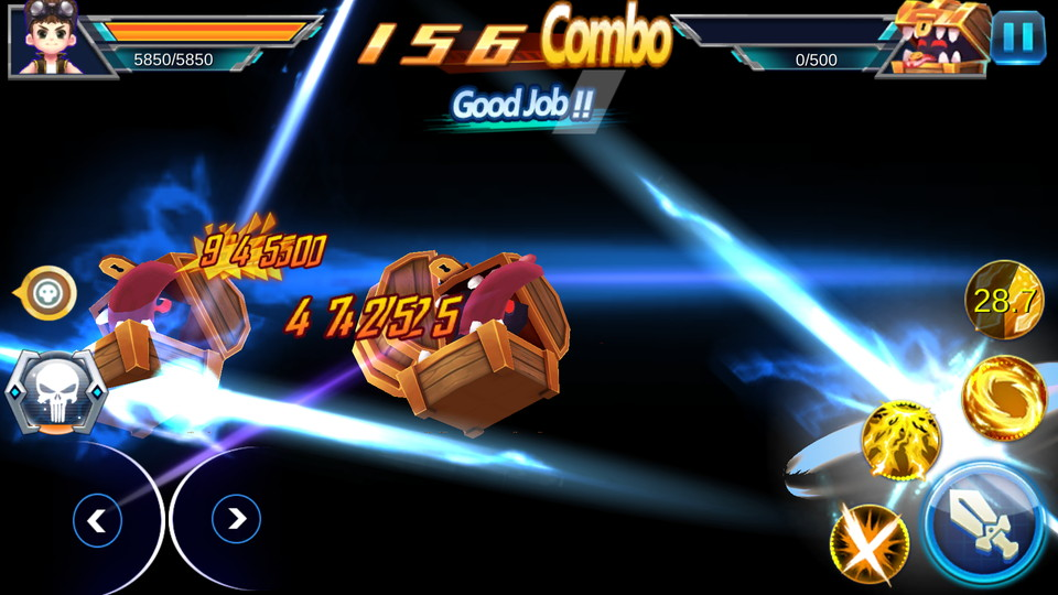 androidアプリ League of Warrior:Fighting(リーグオブ ウォリアー)攻略スクリーンショット4