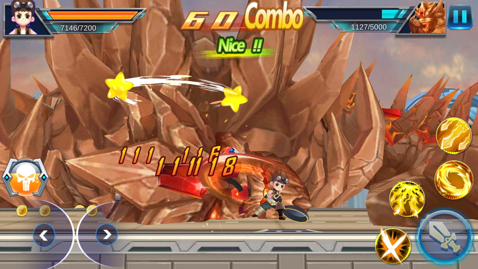 androidアプリ League of Warrior:Fighting(リーグオブ ウォリアー)攻略スクリーンショット7