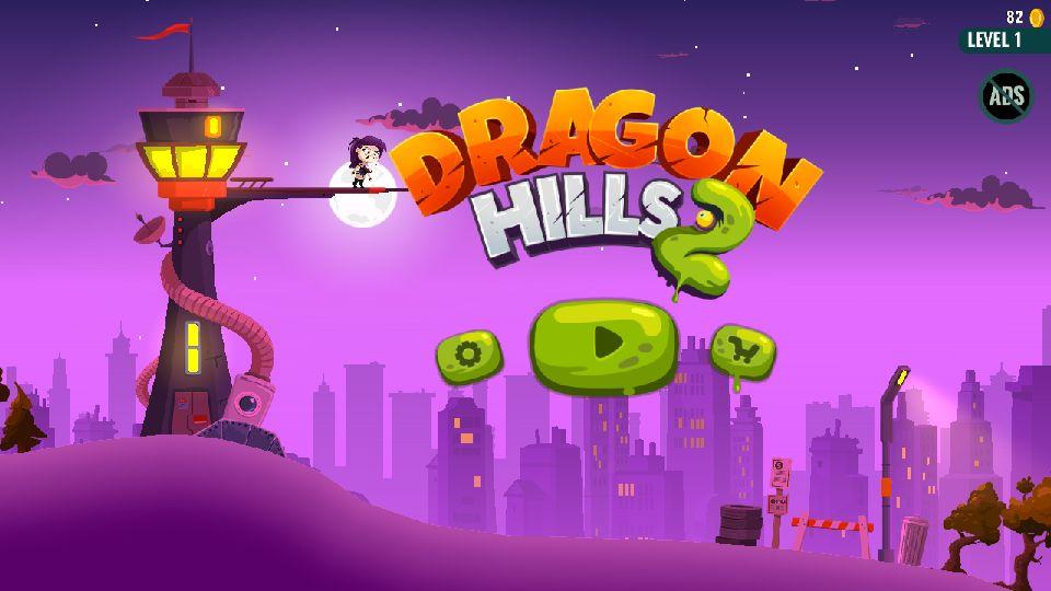 androidアプリ Dragon Hills 2攻略スクリーンショット1