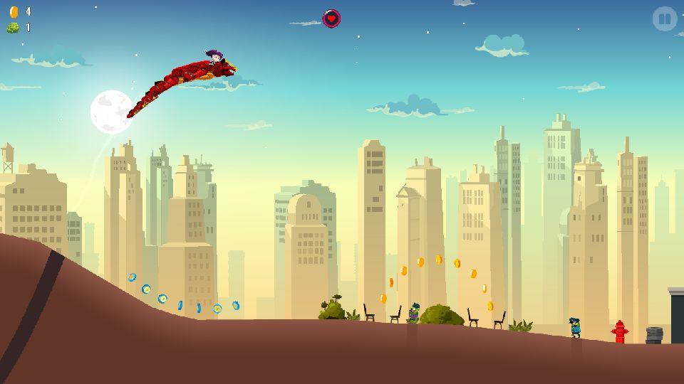 androidアプリ Dragon Hills 2攻略スクリーンショット4