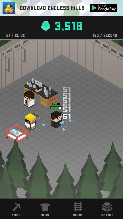 androidアプリ Diamond Master(ダイヤモンドマスター)攻略スクリーンショット4