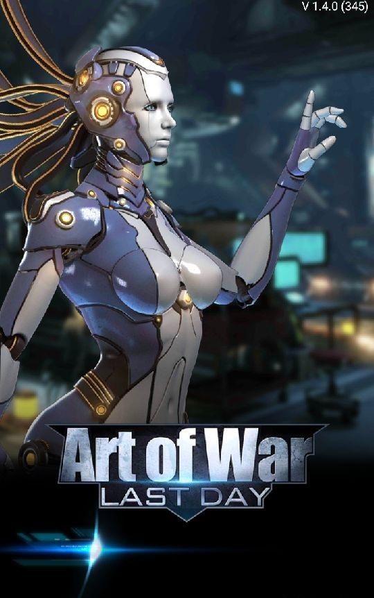 androidアプリ Art of War : Last Day攻略スクリーンショット1