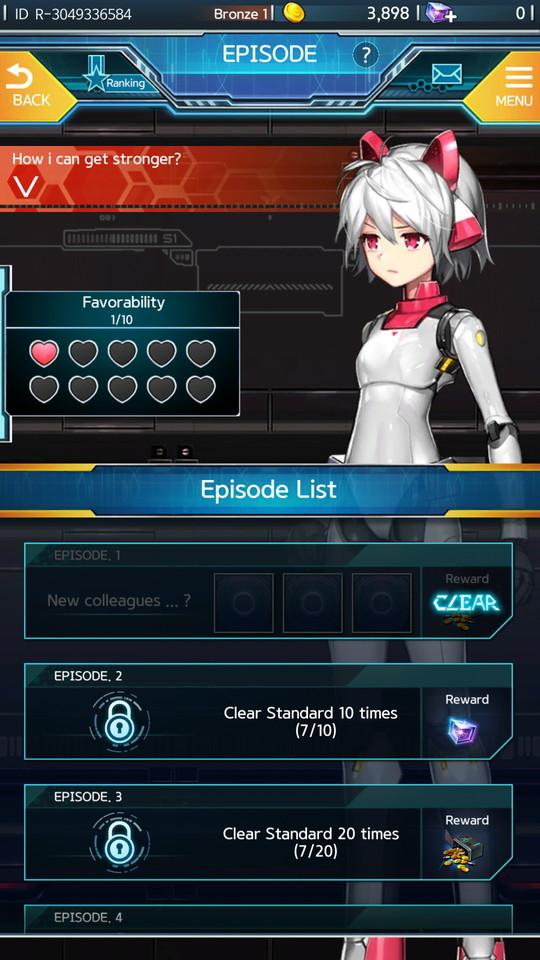 androidアプリ RIDE ZERO(ライド・ゼロ)攻略スクリーンショット7