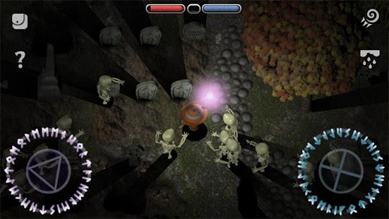 Solomon's Boneyard(ソロモンズ・ボーンヤード) androidアプリスクリーンショット1