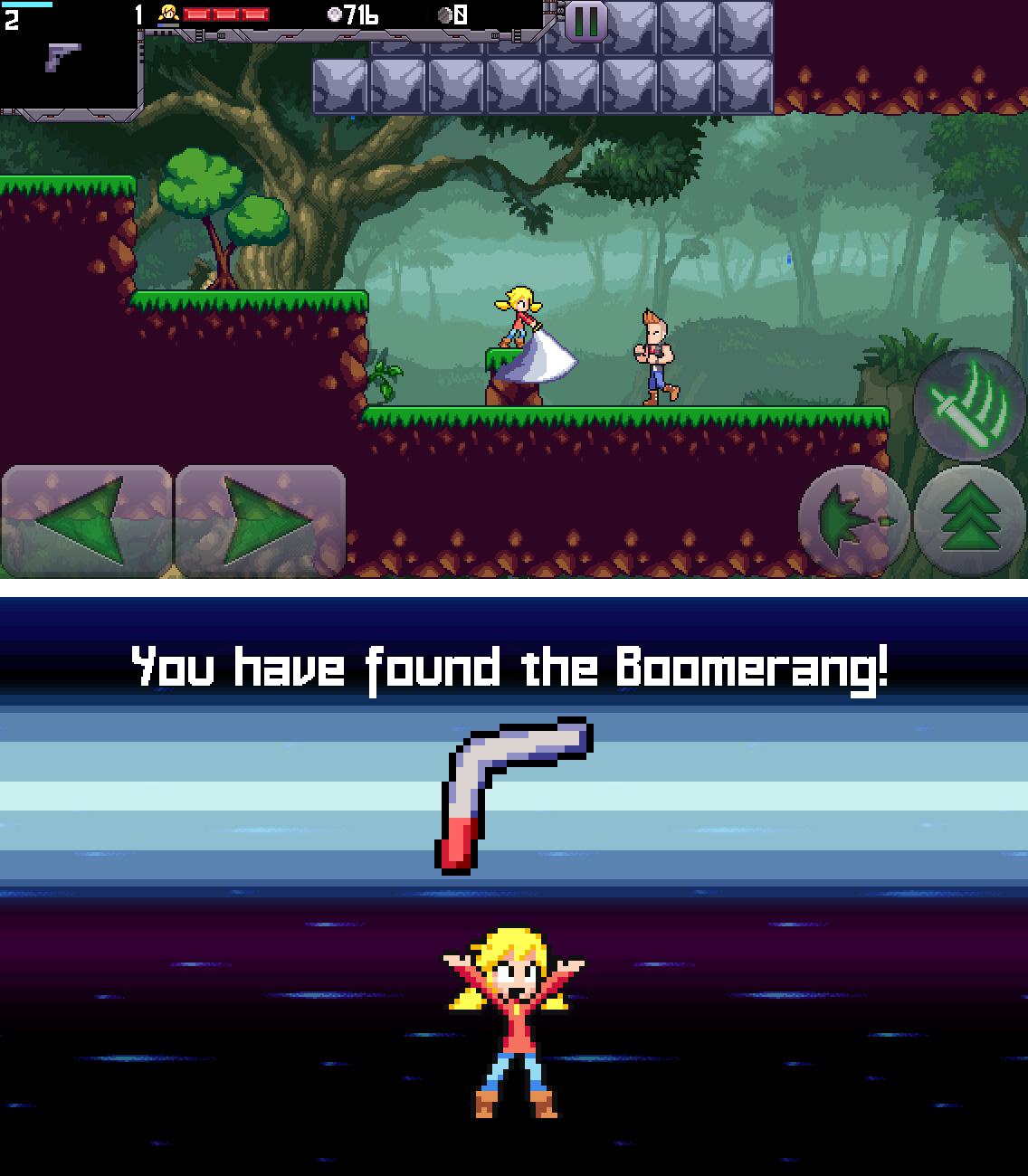 キャリーケイブス4(Cally's Caves 4) androidアプリスクリーンショット1