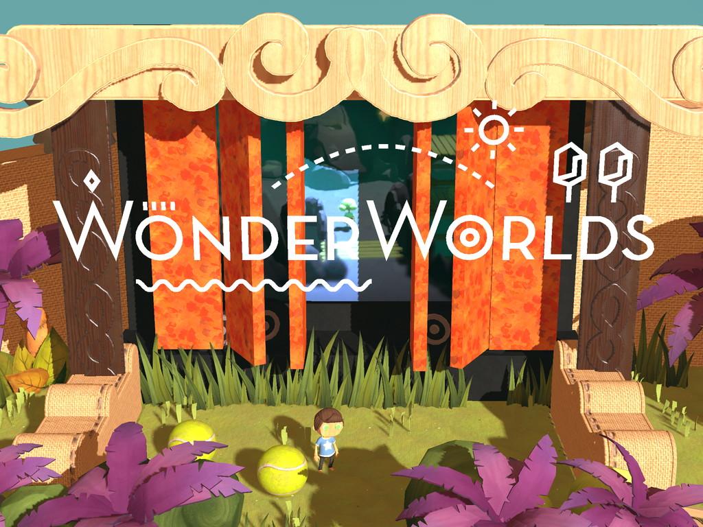 androidアプリ WonderWorlds(ワンダーワールド)攻略スクリーンショット1