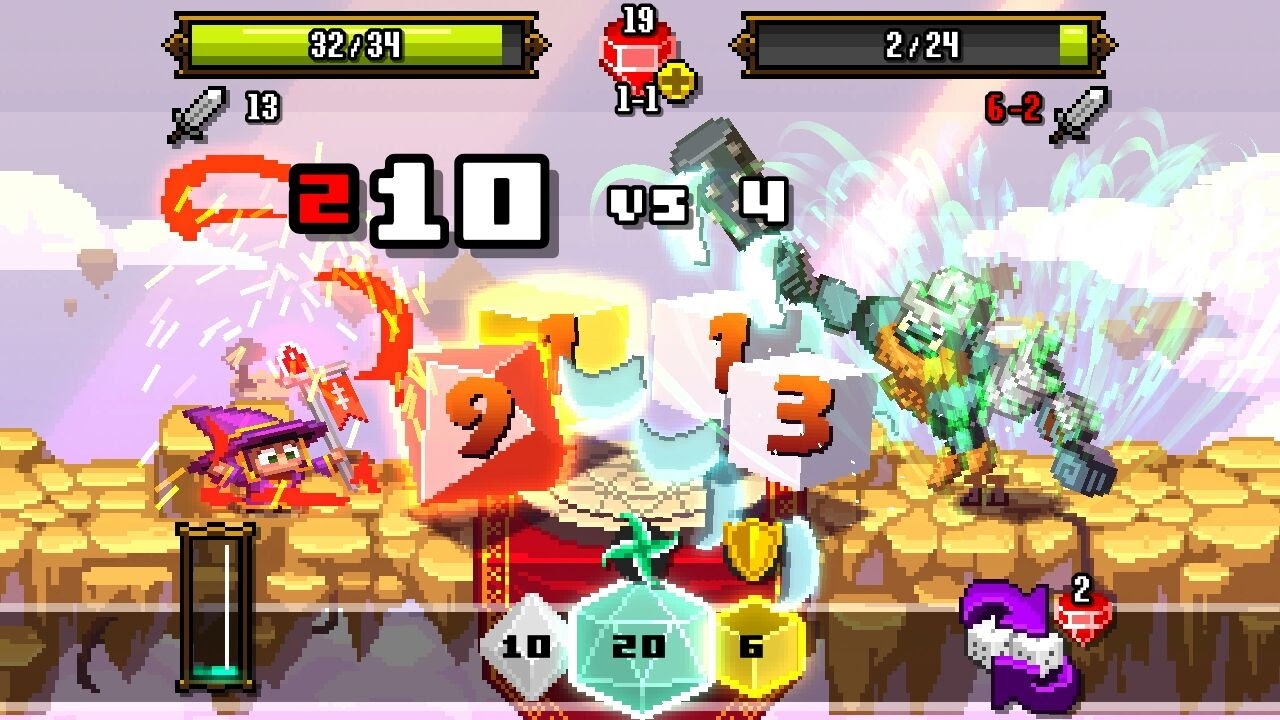 Dice Mage 2 androidアプリスクリーンショット2